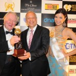 "World's greatest brands revealed at ""Travel Oscars"" in India"