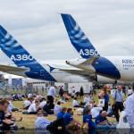 Airbus wins business worth more than $75 billion for 496 aircraft at Farnborough Air Show 2014 – a new Airbus record at Farnborough