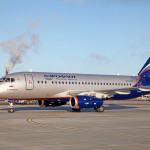 Aeroflot takes delivery of two new SSJ-100s