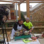 Η Χαλκιδική «των Χριστουγέννων» πρωταγωνιστεί σε εκπομπή της Κυπριακής Τηλεόρασης