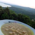 """Καθήλωσε η """"Μοναστηριακή Κουζίνα"""" τους επισκέπτες και τους συνδαιτημόνες του Mount Athos Area KOUZINA 2016"""