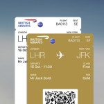 Multiple Boarding Passes Land on BA App
