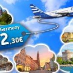 Ellinair is launching new Easter flights to Germany!