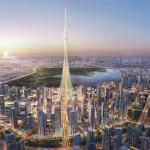 Emaar Designs Glittering New Skyline for Dubai With Compelling Tower at Dubai Creek Harbour