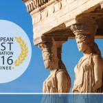 """Ψηφίστε την Αθήνα ως """"EUROPEAN BEST DESTINATIONS 2016"""