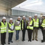 THE INTERNATIONAL ASSOCIATION MARKET VISITS FIBES AND ITS NEW CONFERENCE CENTRE ON A FAMILIARISATION TRIP