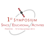 Padua Congress Centre acquires the First Symposium on Space educational activities