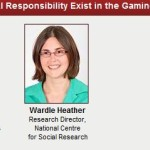 """GAMING & SOCIAL RESPONSIBILITY: Corporate Culture or State Coercion?"""