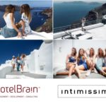 HotelBrain & Intimissimi: 17.000.000 viewers, 7.000.000 likes σε 48 ώρες στην Σαντορίνη!