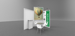 "IBTM AMERICA UNVEILS ITS NEW ""MEETING POD"""