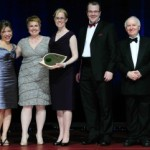 The US Green Building Council and KPMG named winners of the IMEX 2012 Green Meeting Award