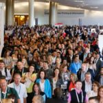 Busy first day of business and learning at IMEX America