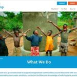 International travel industry charity Just a Drop marks 20th year with new website and brand refresh, reflecting the breadth of its projects and the 1.3 million people reached