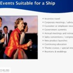 Top 10 Cruise Ships for Meetings and Group Events