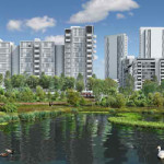 Athletes' Village to feature new green spaces