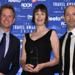 London scoops award for Best City at the 2016 Times Travel Awards
