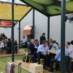 Mobile World Congress: Live Entertainment in Networking Gardens