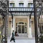 Le Shangri-La opens in Paris