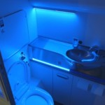 Boeing Develops Self-Cleaning Lavatory