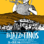 8th Jazz on Tinos
