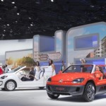 up! Moments and Beetle Acts – Successful Presentation of Volkswagen's Presence at IAA 2011 by VOK DAMS Hamburg